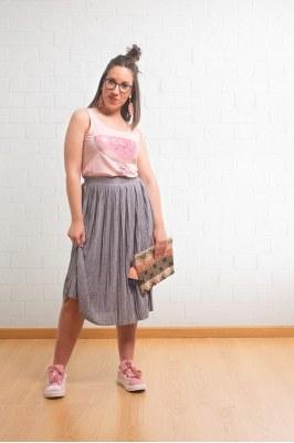 Jifancy 1 Skirt Plisse skirt 20602957 FRANSA