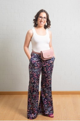 PANTALON ESTAMPADO BRUNA