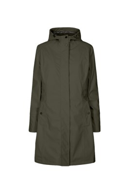 PARKA RAIN RELAXED FREEQUENT