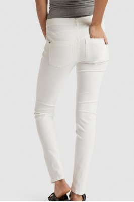 JEANS BLANCO Natwill 1 Pants Dischargeable dyed 20603629 FRANSA